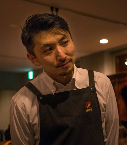胡桃堂喫茶店 吉間さん
